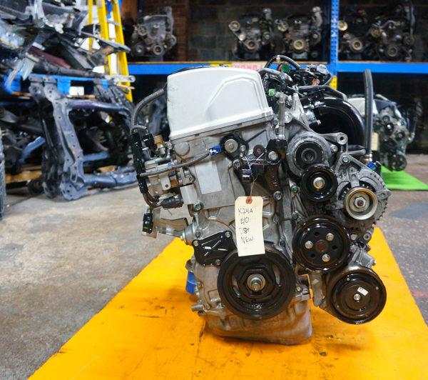 2013-2015 HONDA CROSSTOUR 2.4L DOHC i-VTEC ENGINE JDM K24A
