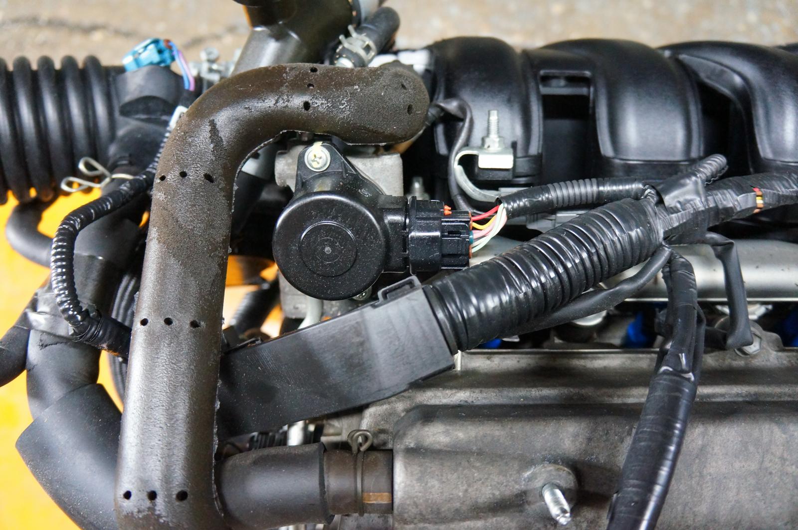 00 01 02 03 04 05 TOYOTA ECHO 1NZ-FE ENGINE VVTi 1.5L JDM 1NZ