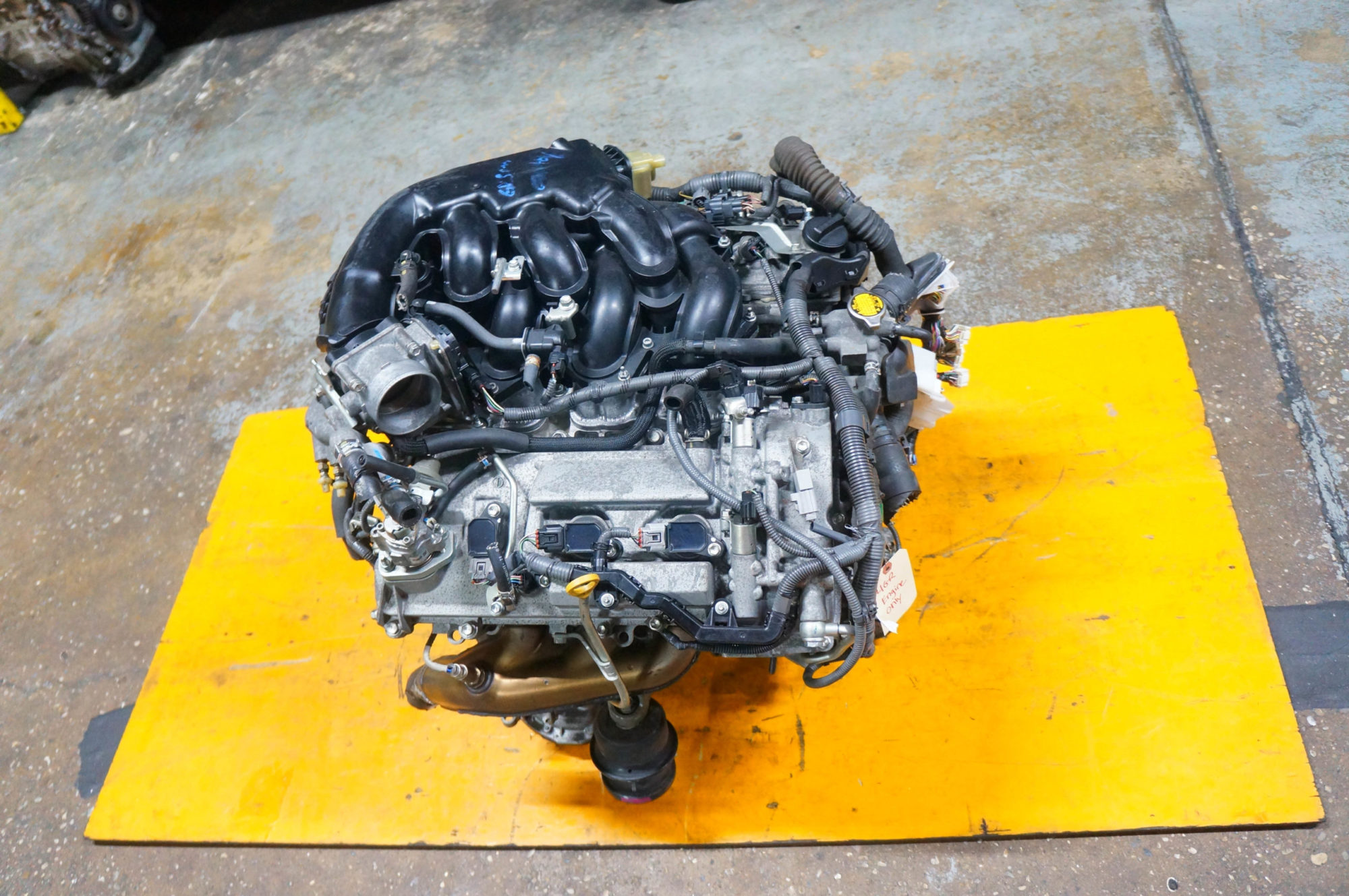 JDM TOYOTA 4GR-FSE ENGINE ONLY