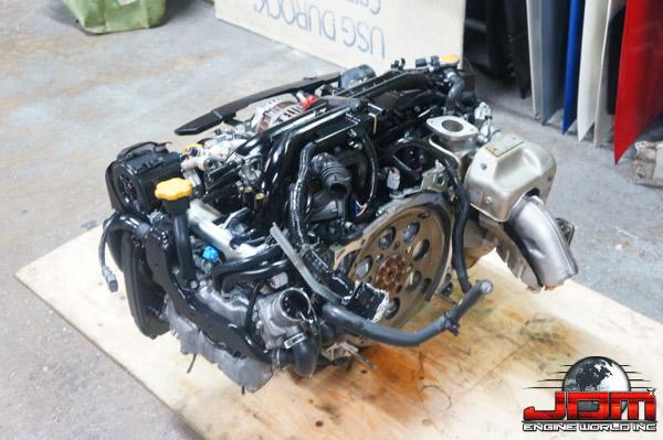 06 07 08 09 10 11 12 SUBARU WRX EJ20X ENGINE 2.0L TURBO (REPLACE 2.5L) JDM EJ20X
