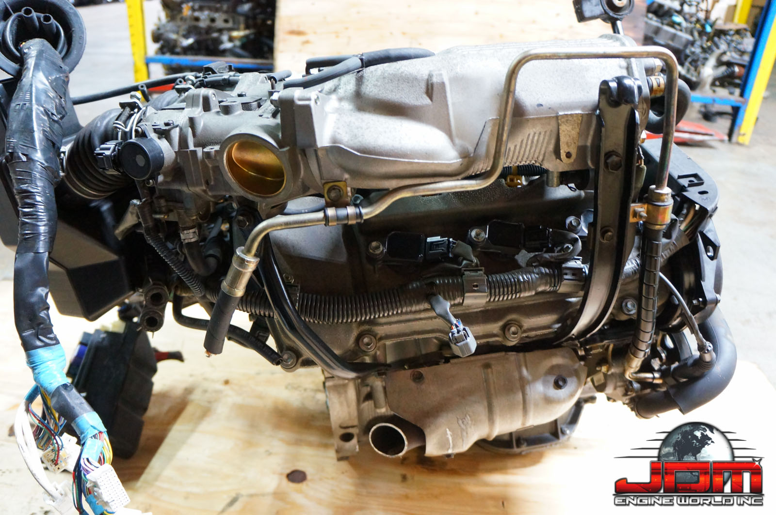 98 99 00 01 02 03 TOYOTA SOLARA 1MZ-FE ENGINE 3.0L V6 VVTi JDM 1MZ-FE