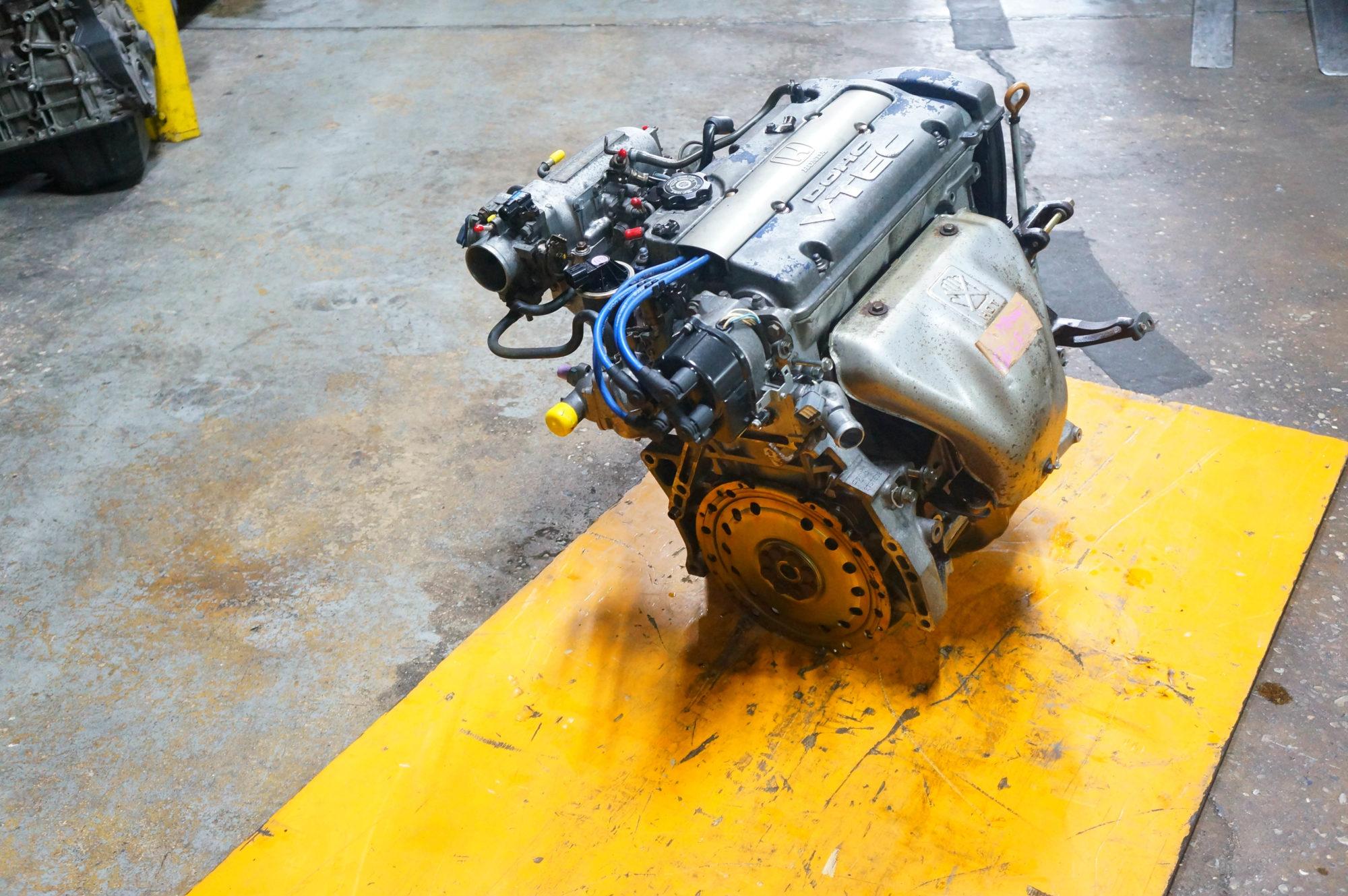 JDM F20B DOHC ENGINE ONLY