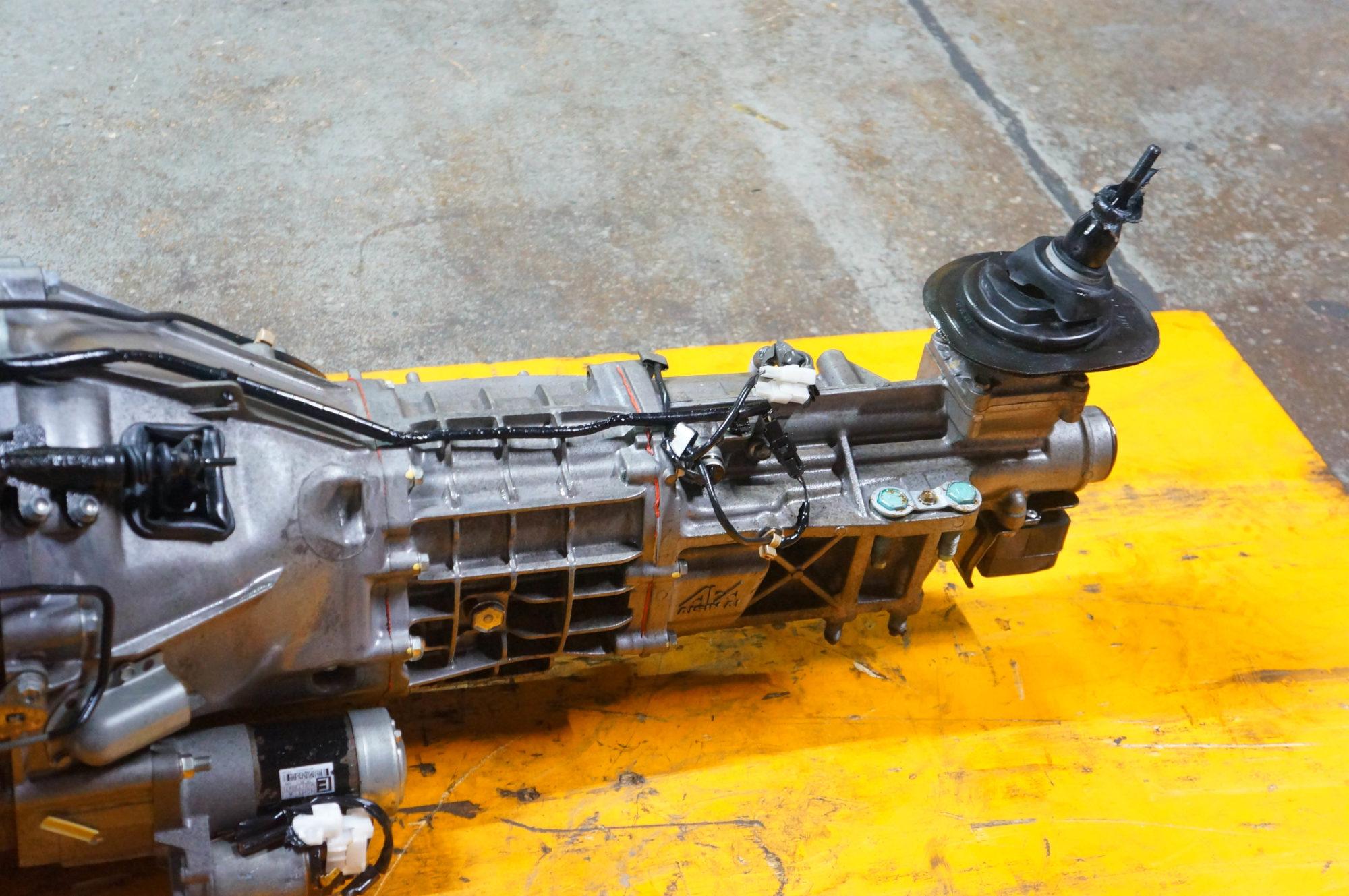 JDM 13B RX8 ENGINE 6 PORT WITH 6 SPEED TRANSMISSION