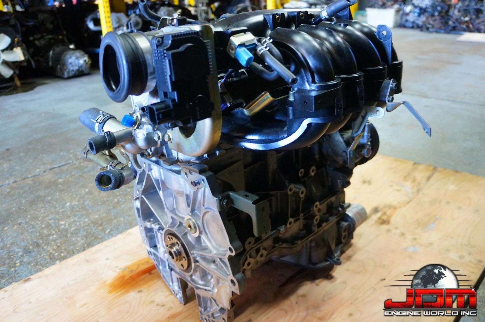 00-05 NISSAN ALTIMA SENTRA SE-R QR20DE 2.0L ENGINE (QR25 REPLACEMENT MOTOR) JDM QR20DE