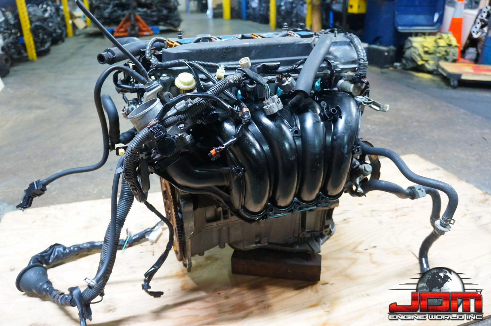 01-06 TOYOTA HIGHLANDER 2AZ-FE ENGINE 2.4L VVTi JDM 2AZ