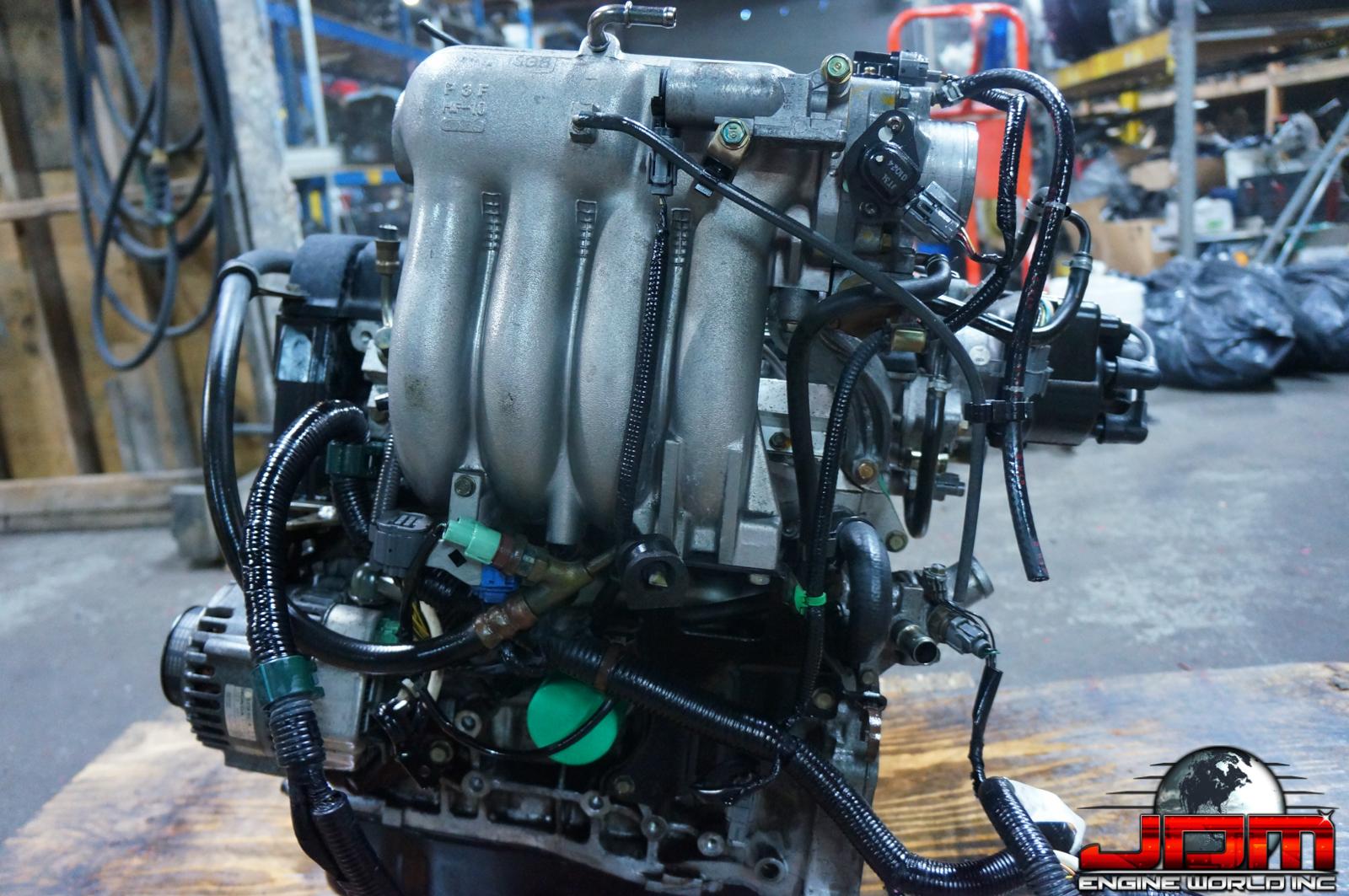 HONDA B20B HIGH COMPRESSION ENGINE 2.0L DOHC JDM B20B