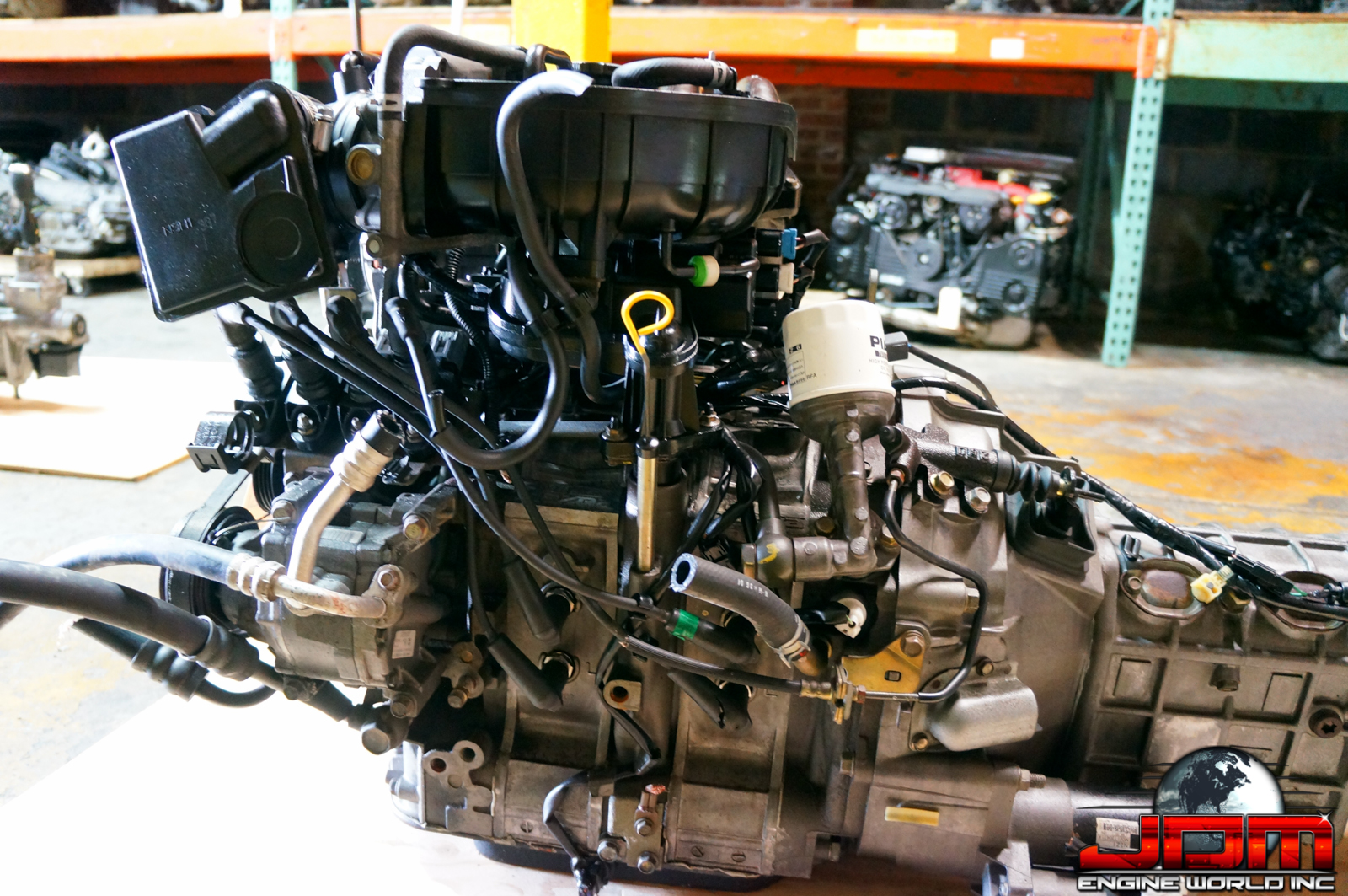 JDM 13B RX8 ENGINE 4 PORT WITH 5 SPEED TRANSMISSION