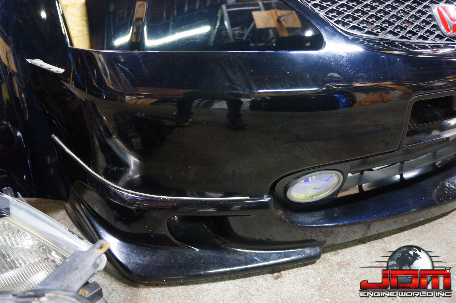 Honda Civic EP3 Type-R Front End