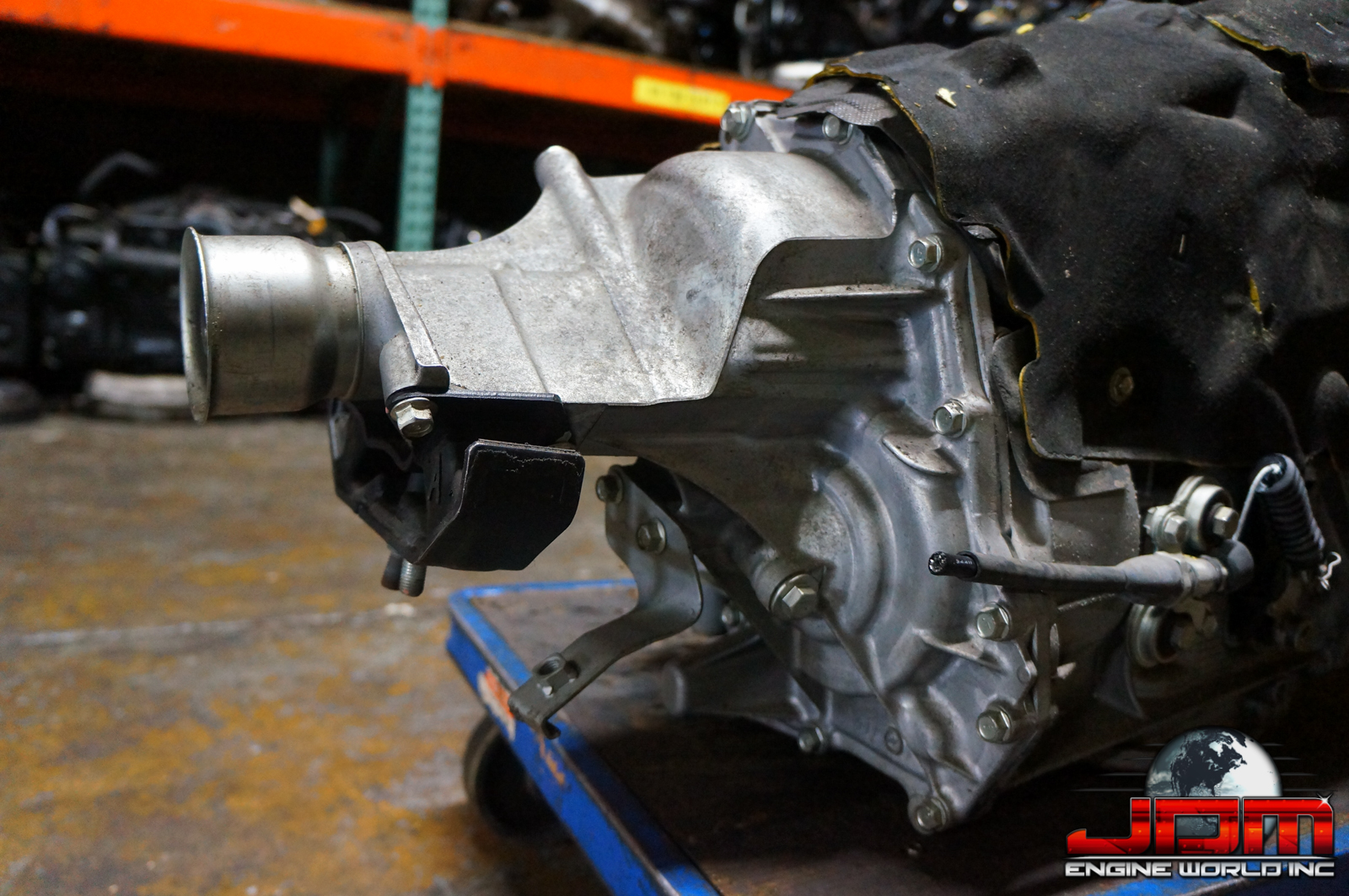 2014 SUBARU EXIGA 2.5L DOHC AUTOMATIC TRANSMISSION JDM FB25
