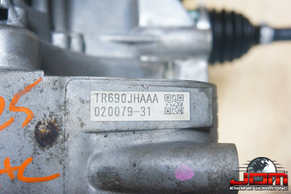 2009-2012 JDM Subaru Legacy Outback CVT Transmission TR690JHAAA EJ25